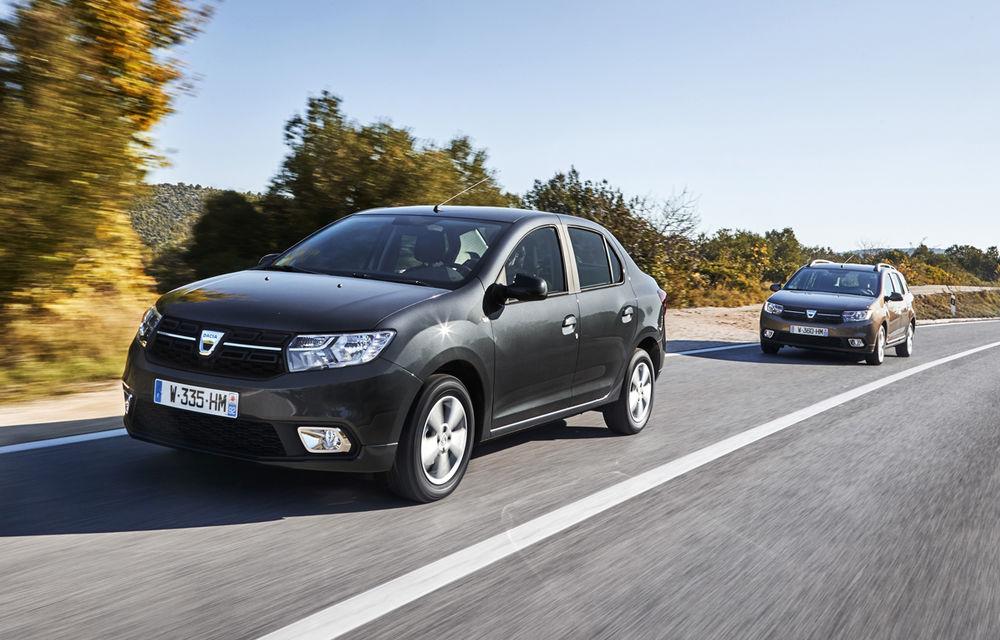 Primele detalii despre noile generații Dacia Sandero și Logan: vor fi lansate în 2020 și vor avea noi sisteme de siguranță - Poza 1