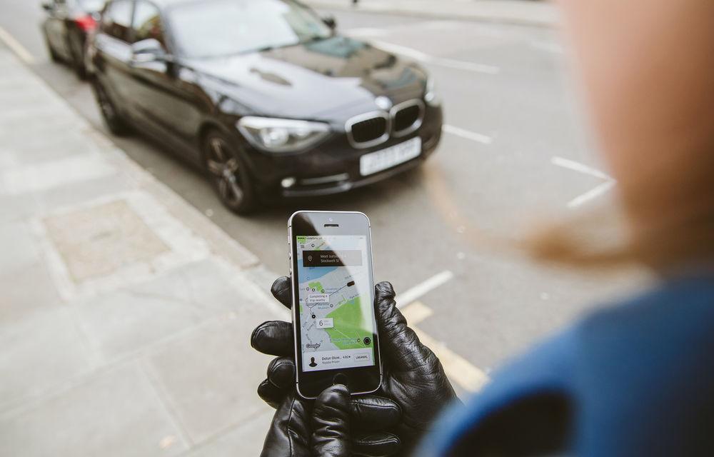 Un an de Uber Green în România: aproape 73.000 de persoane au folosit serviciul de ride sharing cu mașini electrice - Poza 1