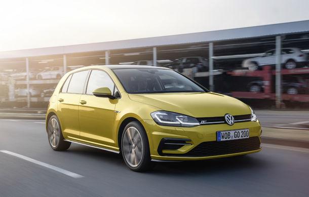 Înmatriculări de mașini noi pe piața din Europa în luna februarie: VW Golf rămâne cel mai bine vândut model, iar Dacia Duster urcă pe 12 și depășește performanța lui Qashqai - Poza 1