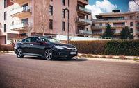 Test drive Honda Civic Sedan