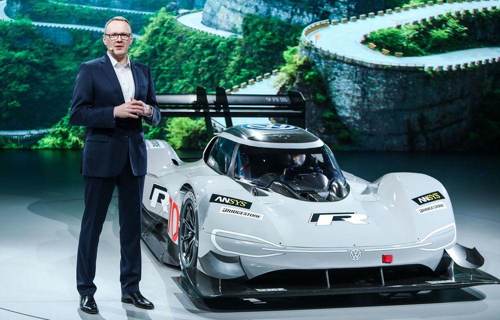 """Volkswagen pregătește o nouă provocare pentru prototipul electric ID R: nemții vor să stabilească un timp de referință pe """"Drumul către Rai"""" - Poza 2"""