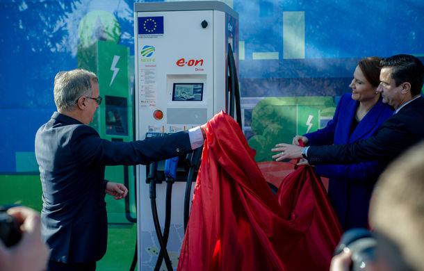 Rețeaua europeană Next-E se extinde în România: stații noi de încărcare pentru mașinile electrice la Suceava și Roman, după cea de la Iași. Total de 40 de stații în țară până anul viitor - Poza 5