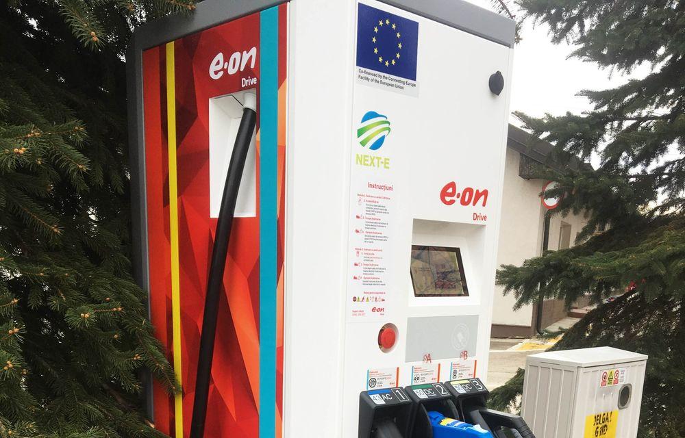 Rețeaua europeană Next-E se extinde în România: stații noi de încărcare pentru mașinile electrice la Suceava și Roman, după cea de la Iași. Total de 40 de stații în țară până anul viitor - Poza 3