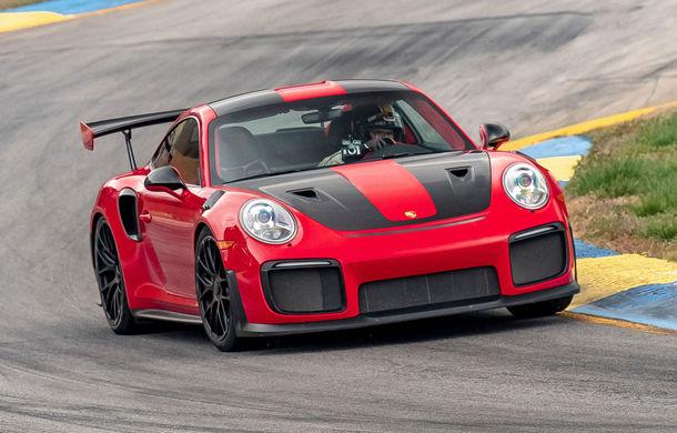 Porsche 911 GT2 RS a devenit cel mai rapid model de serie de pe circuitul Road Atlanta: cei 4 kilometri au fost parcurși în doar un minut și 25 de secunde - Poza 2