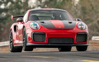 Porsche 911 GT2 RS a devenit cel mai rapid model de serie de pe circuitul Road Atlanta: cei 4 kilometri au fost parcurși în doar un minut și 25 de secunde