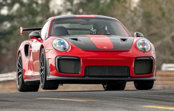 Porsche 911 GT2 RS a devenit cel mai rapid model de serie de pe circuitul Road Atlanta: cei 4 kilometri au fost parcurși în doar un minut și 25 de secunde - Poza 1