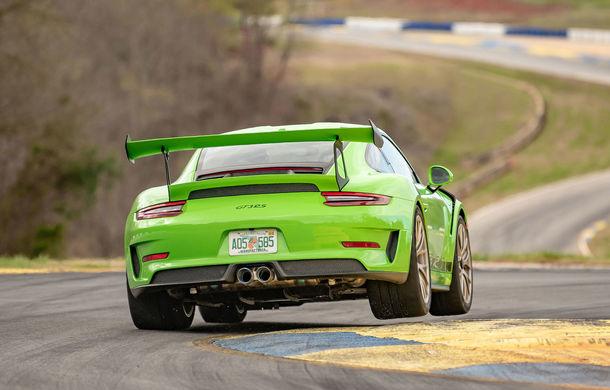 Porsche 911 GT2 RS a devenit cel mai rapid model de serie de pe circuitul Road Atlanta: cei 4 kilometri au fost parcurși în doar un minut și 25 de secunde - Poza 3