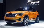 Kia prezintă Signature: conceptul anticipează lansarea unui nou SUV compact în 2019
