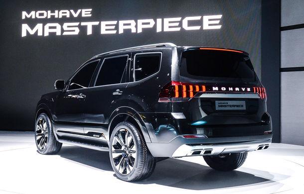 Kia prezintă Signature: conceptul anticipează lansarea unui nou SUV compact în 2019 - Poza 4