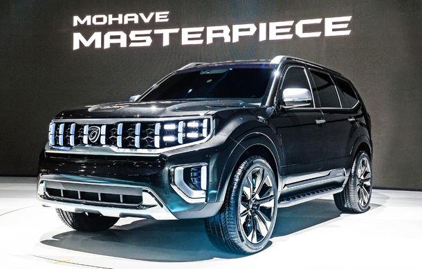 Kia prezintă Signature: conceptul anticipează lansarea unui nou SUV compact în 2019 - Poza 3