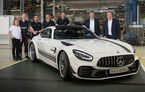 Mercedes a demarat producția lui AMG GT facelift: sportivul este asamblat la uzina din Sindelfingen, Germania