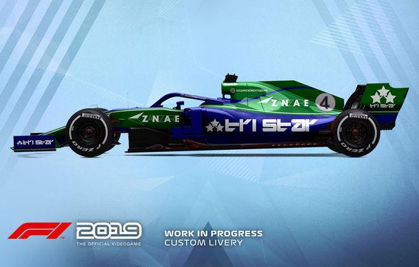 Primul trailer pentru noul joc F1 2019: monoposturile vor putea fi personalizate, iar lansarea are loc în 28 iunie - Poza 1