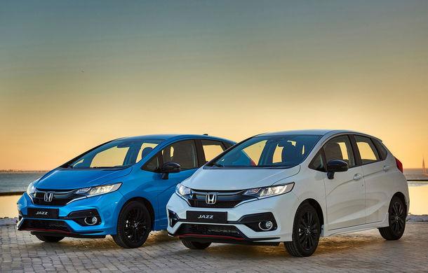 Premieră pentru Honda: noua generație Jazz va fi lansată în 2020 și va oferi doar versiuni hibride - Poza 1