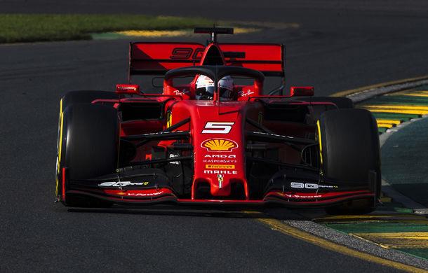 Avancronica Marelui Premiu al statului Bahrain: Hamilton și Vettel se tem de rivali - Poza 1