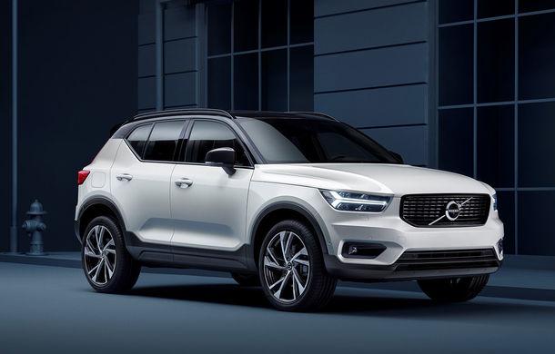 Primele detalii despre versiunea plug-in hybrid a lui Volvo XC40: sistem hibrid de 262 de cai putere și acumulator de 9.7 kWh - Poza 1