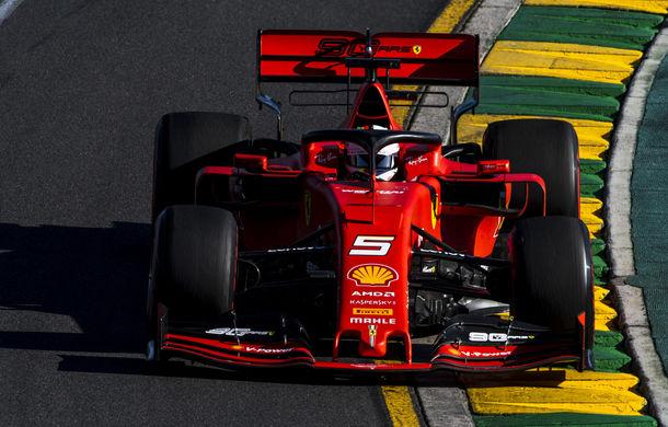 Ferrari a dominat antrenamentele din Bahrain: Vettel și Leclerc, cei mai rapizi - Poza 1