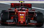 Charles Leclerc obține în Bahrain primul pole position din carieră! Vettel pe locul doi, Mercedes în a doua linie a grilei