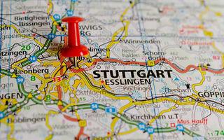 Stuttgart interzice circulația mașinilor diesel cu motoare Euro 4 începând din 1 aprilie: mașinile cu motoare Euro 5 ar putea urma în vară