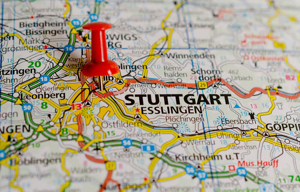 Stuttgart interzice circulația mașinilor diesel cu motoare Euro 4 începând din 1 aprilie: mașinile cu motoare Euro 5 ar putea urma în vară - Poza 1