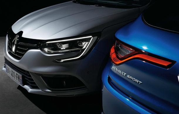 Detalii despre Renault Megane facelift: mici modificări estetice și versiune hibridă - Poza 1