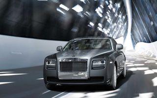 Rolls-Royce Ghost va primi o nouă generație în 2020: va împrumuta motorul V12 de 6.6 litri de la BMW Seria 7 și ar putea primi o versiune hibridă