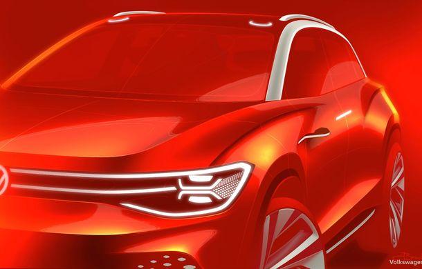 Primele schițe oficiale cu viitorul concept ID Roomzz: SUV-ul electric va fi expus în premieră la Shanghai - Poza 2