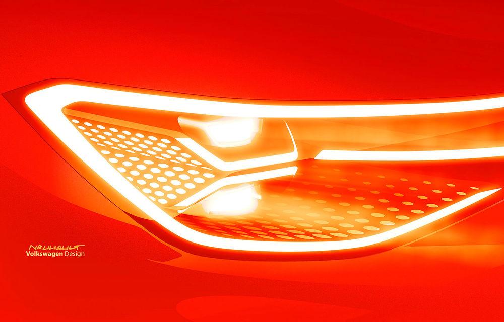 Primele schițe oficiale cu viitorul concept ID Roomzz: SUV-ul electric va fi expus în premieră la Shanghai - Poza 1