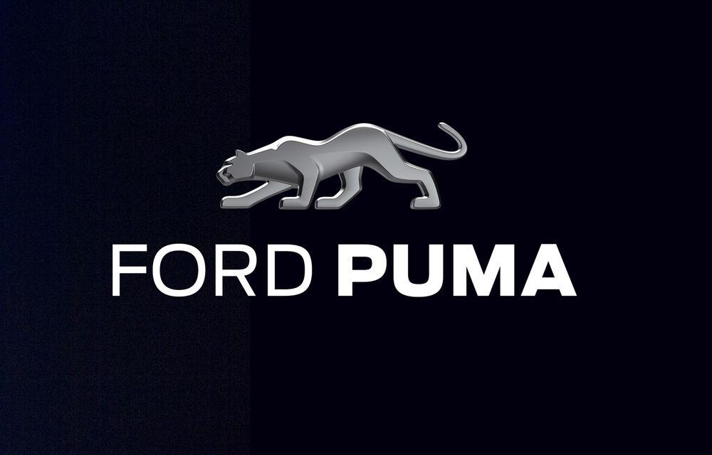 Primele imagini cu Ford Puma: noul SUV va fi produs la Craiova, va avea versiune mild-hybrid de până la 155 CP și vine în 2019 - Poza 5