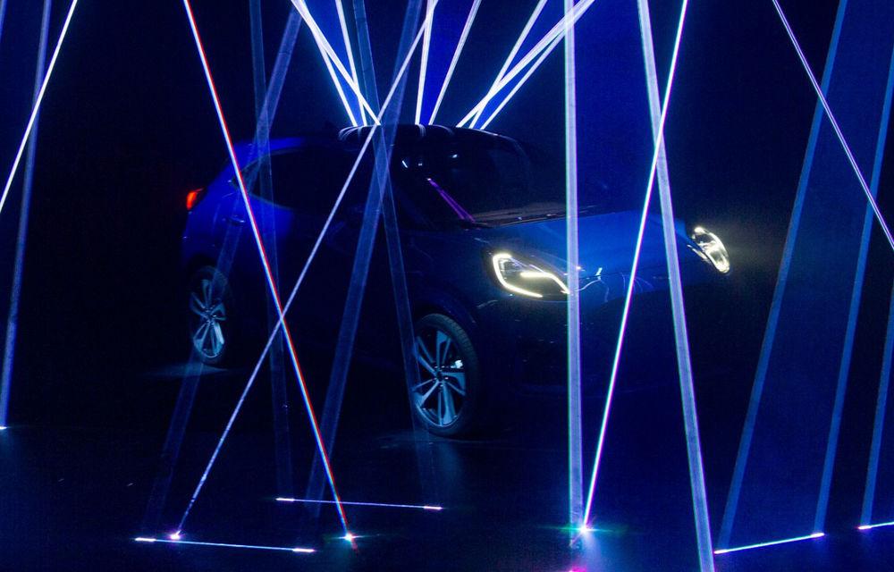 Primele imagini cu Ford Puma: noul SUV va fi produs la Craiova, va avea versiune mild-hybrid de până la 155 CP și vine în 2019 - Poza 1