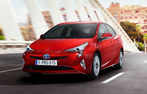 """Toyota oferă acces gratuit la 24.000 de patente despre sistemele hibride: """"Vrem să popularizăm tehnologia"""" - Poza 1"""