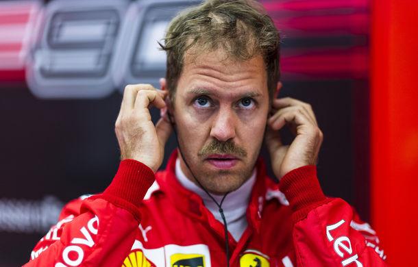 """Vettel nu exclude retragerea din Formula 1 la sfârșitul sezonului 2020: """"Competiția devine mai mult un show și o afacere decât un sport"""" - Poza 1"""