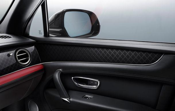 Bentley Bentayga primește o versiune specială: Design Series promite modificări de design și îmbunătățiri la nivelul interiorului - Poza 7