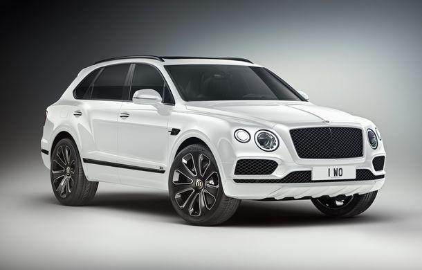 Bentley Bentayga primește o versiune specială: Design Series promite modificări de design și îmbunătățiri la nivelul interiorului - Poza 3