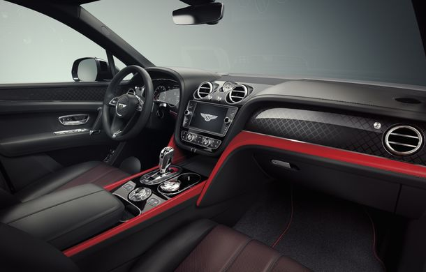Bentley Bentayga primește o versiune specială: Design Series promite modificări de design și îmbunătățiri la nivelul interiorului - Poza 6