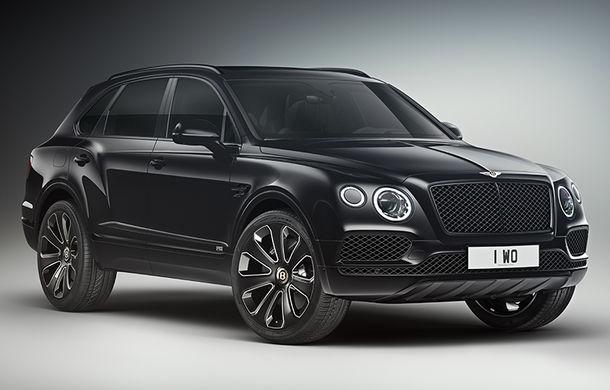 Bentley Bentayga primește o versiune specială: Design Series promite modificări de design și îmbunătățiri la nivelul interiorului - Poza 1