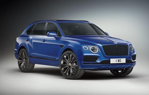 Bentley Bentayga primește o versiune specială: Design Series promite modificări de design și îmbunătățiri la nivelul interiorului - Poza 5