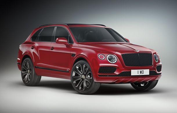 Bentley Bentayga primește o versiune specială: Design Series promite modificări de design și îmbunătățiri la nivelul interiorului - Poza 4