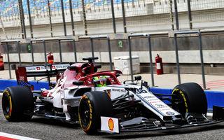"""Mercedes încheie testele din Bahrain pe primul loc. Schumacher, locul 6: """"Timpul va spune dacă voi fi în Formula 1 în 2020"""""""