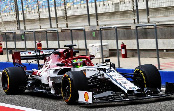 """Mercedes încheie testele din Bahrain pe primul loc. Schumacher, locul 6: """"Timpul va spune dacă voi fi în Formula 1 în 2020"""" - Poza 1"""