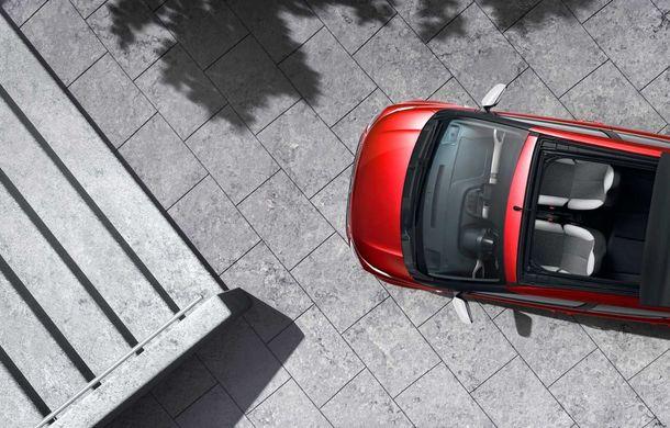 Citroen introduce o versiune îmbunătățită a ediției speciale C1 Urban Ride: culori noi pentru caroserie, jante de 15 inch și accesorii speciale de interior - Poza 7