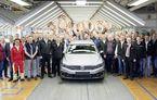 Volkswagen Passat sărbătorește 30 de milioane de unități produse: primul Passat a fost lansat acum 46 de ani