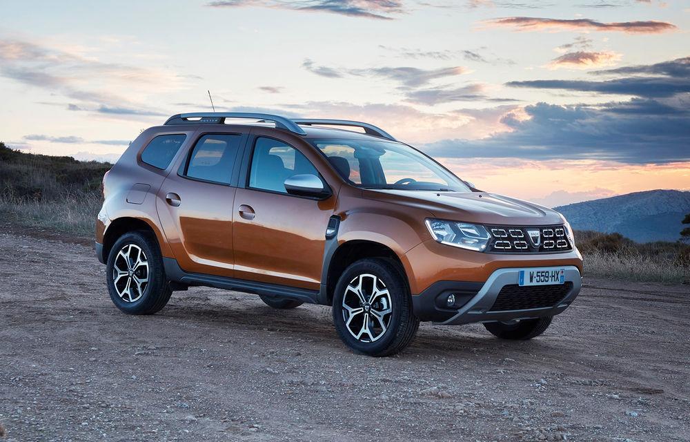 Înmatriculările Dacia au crescut cu 85% în Marea Britanie: aproape 7.500 de unități în luna martie - Poza 1