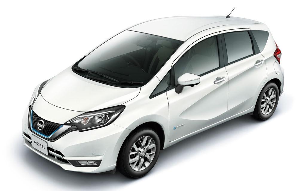 """Nissan pariază pe electrificare: """"Pregătim 8 modele electrice la nivel global și vom hibridiza restul gamei"""" - Poza 14"""