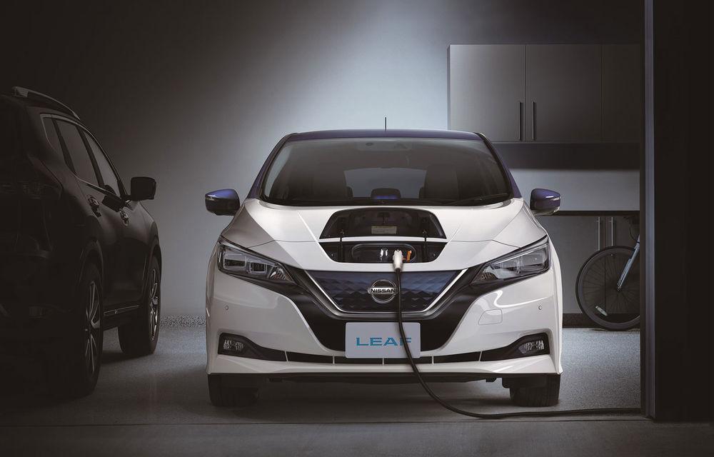 """Nissan pariază pe electrificare: """"Pregătim 8 modele electrice la nivel global și vom hibridiza restul gamei"""" - Poza 11"""