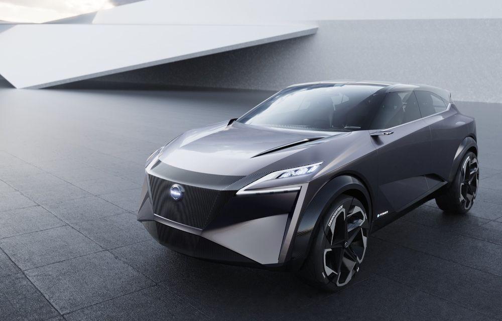 """Nissan pariază pe electrificare: """"Pregătim 8 modele electrice la nivel global și vom hibridiza restul gamei"""" - Poza 6"""