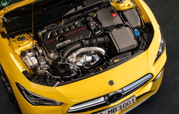 Mercedes a prezentat noul AMG CLA 35: aspect mai agresiv și motor de 2.0 litri cu 306 CP - Poza 33