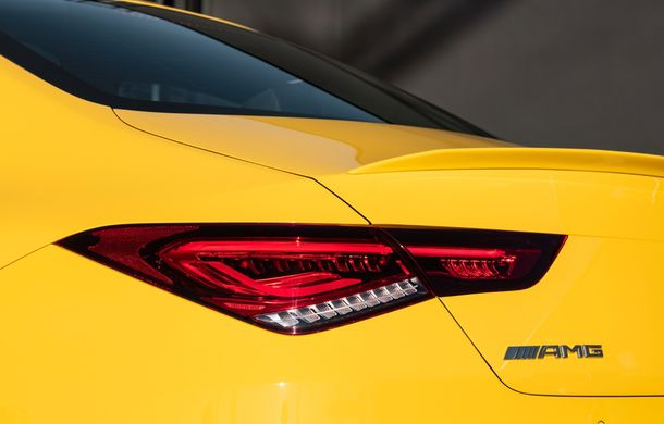 Mercedes a prezentat noul AMG CLA 35: aspect mai agresiv și motor de 2.0 litri cu 306 CP - Poza 27