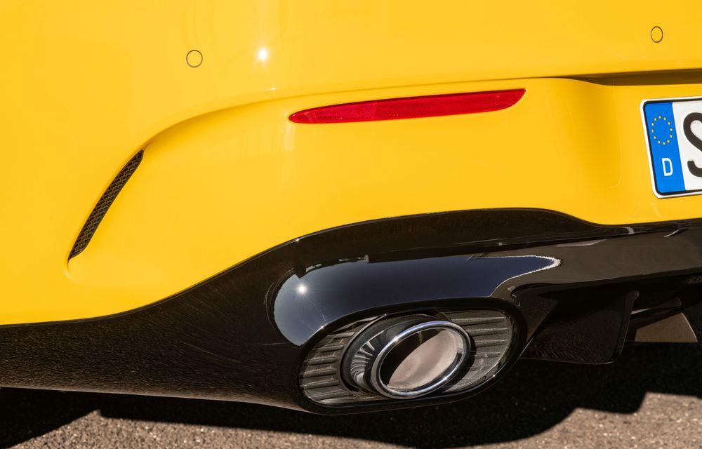 Mercedes a prezentat noul AMG CLA 35: aspect mai agresiv și motor de 2.0 litri cu 306 CP - Poza 26