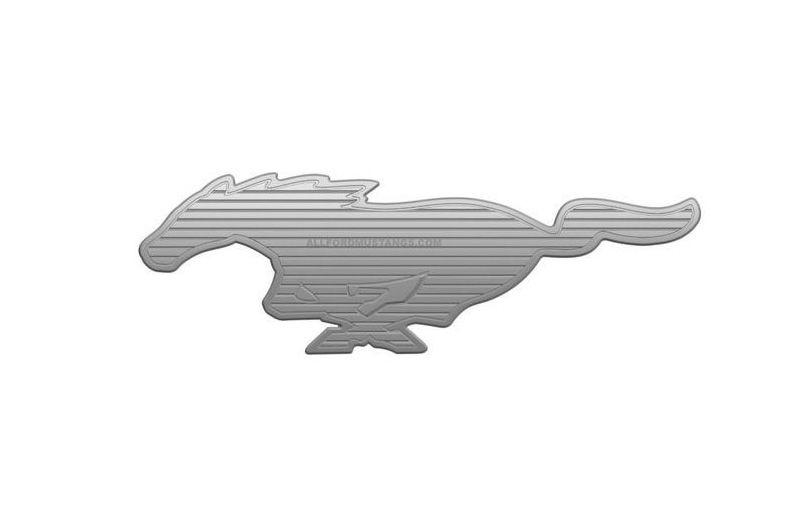 Ford a înregistrat un nou logo pentru Mustang și numele Mach-E pentru un SUV electric - Poza 1