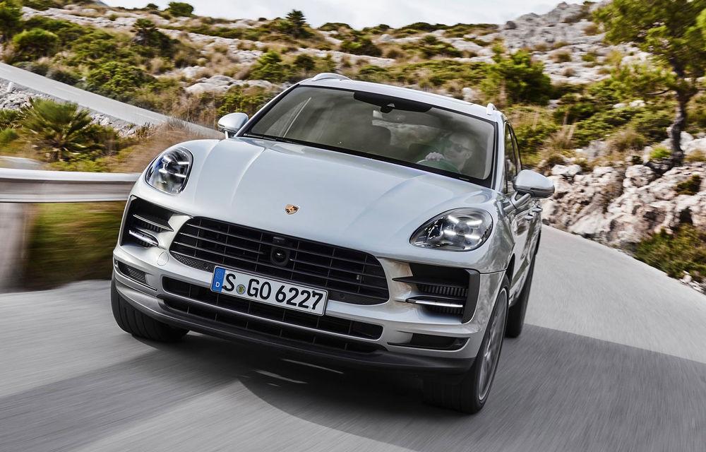 Vânzările Porsche au scăzut cu 12% în primul trimestru al anului: germanii au comercializat 55.700 de unități - Poza 1